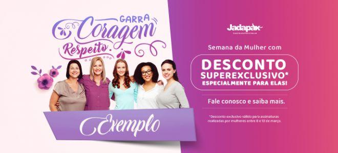 Foto de capa - Semana da Mulher • Jadapax