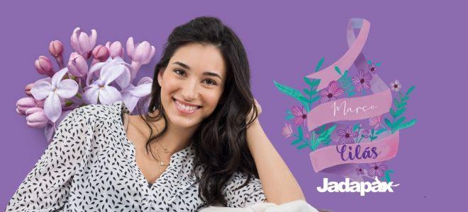 Foto de capa - Março Lilás • Jadapax