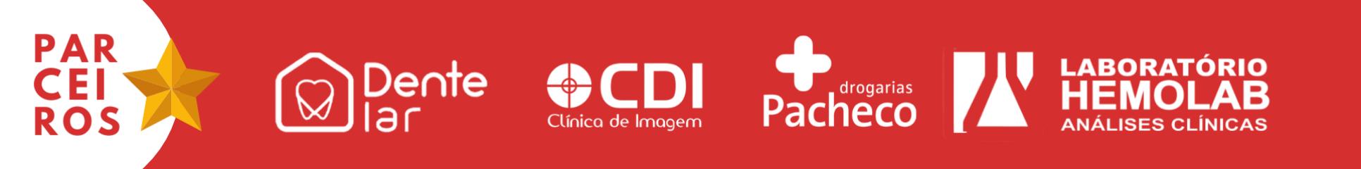 Banner Parceiros - Rede de Descontos
